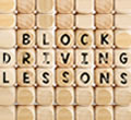 Block driving lessons explained